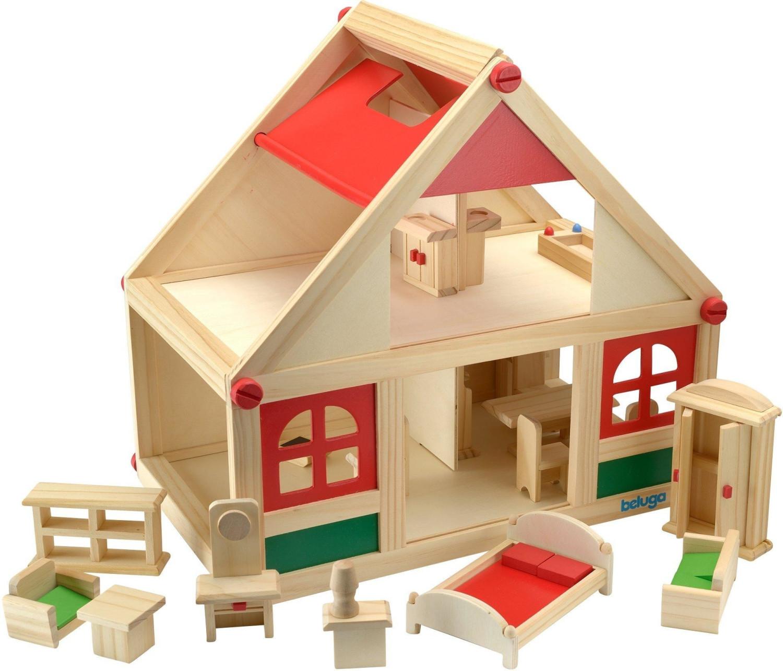Beluga Puppenhaus Villa Bambini
