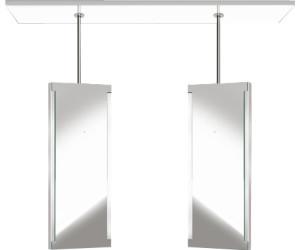 Duravit 2nd Floor Spiegelelement mit Beleuchtung 9639 ab 1.286,54 ...
