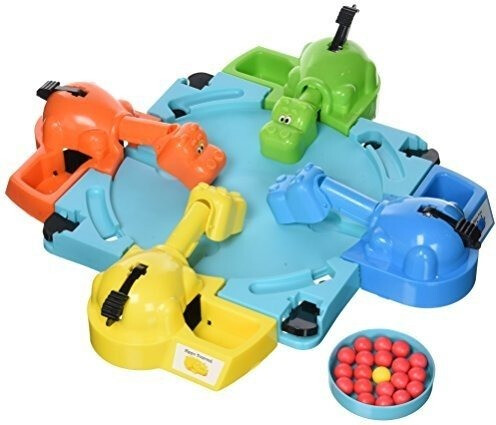 Hasbro Hungry Hungry Hippos (englisch)