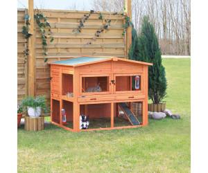 trixie natura kleintierstall xl mit freilaufgehege 62324 ab 239 00 preisvergleich bei. Black Bedroom Furniture Sets. Home Design Ideas