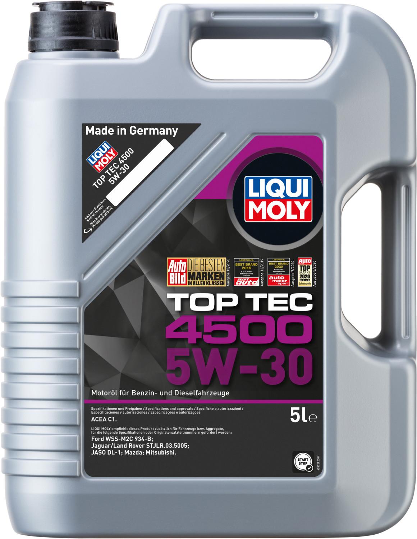 LIQUI MOLY Top Tec 4500 5W-30 (5 l)