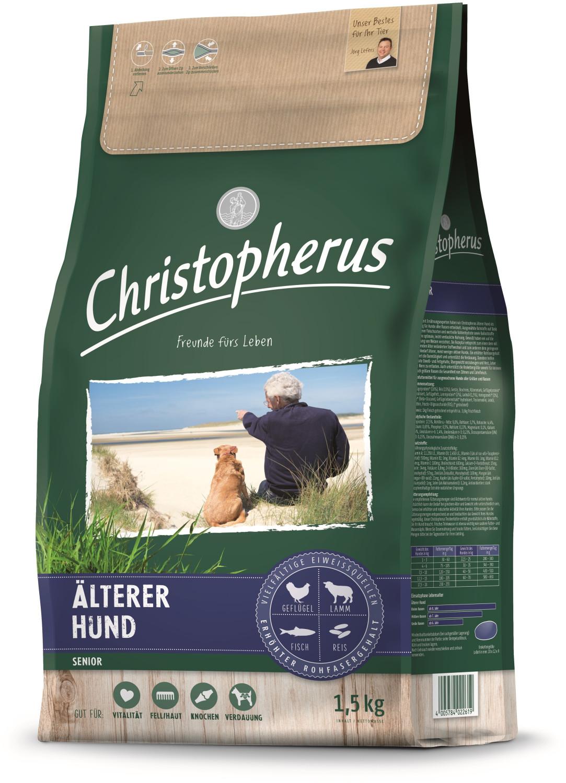 Allco Christopherus Älterer Hund Geflügel,Lamm,...