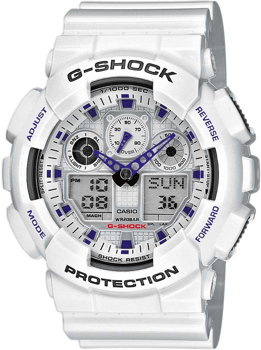 Casio G-Shock (GA-100A-7AER)
