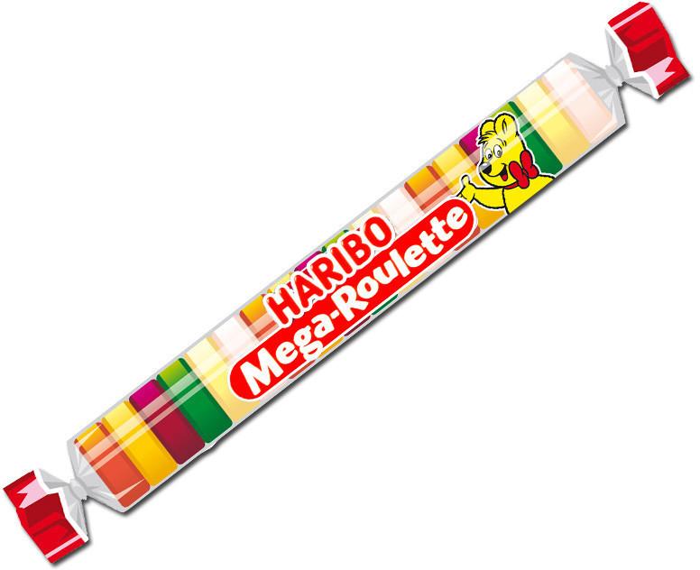 Haribo Mega-Roulette (45 g)