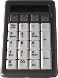 Image of Bakker & Elkhuizen S-board 840 Numeric