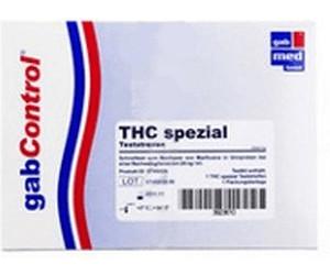 Gabmed Drogentest Thc 20 Spezial Teststreifen Ab 2 90