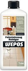 Wepos Feinsteinzeug Reiniger 1 l