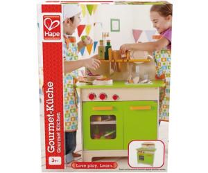 Hape Gourmet Küche | Hape Gourmet Kuche Grun E3101 Ab 78 95 Preisvergleich Bei