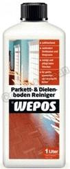 Wepos Parkett- & Dielenboden Reiniger 1 L