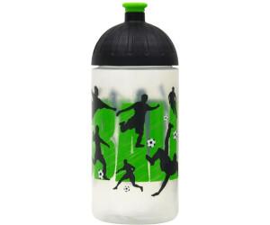 Fahrrad-Trinkflaschen & -halter ISYbe Trinkflasche 0,5L grüner Tiger Wasserflasche Kinder Sport BPA-frei Radsport