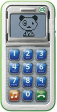 LeapFrog Chat & Count Phone weiß