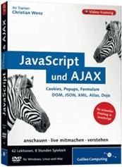 Rheinwerk Verlag JavaScript und AJAX (DE) (Win/...