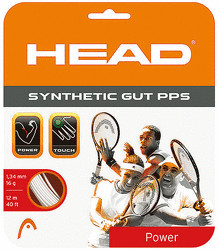 Head Synthetic Gut Pps - Set de cordajes, Color Blanco, Talla 16