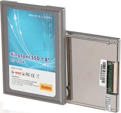 Image of KingSpec ZIF SSD 128GB