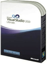 Microsoft Visual Studio 2010 Ultimate Edition +...