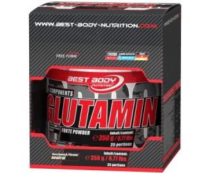 Best Body Nutrition Glutamin Forte Powder 550g