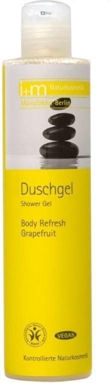i + m Naturkosmetik Body Refresh Grapefruit Dus...