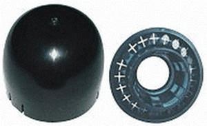 A.S. SAT Mast-Kappe 42-50mm