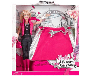 Image of Barbie A Fashion Fairytale - Fashion Doll with Accessories