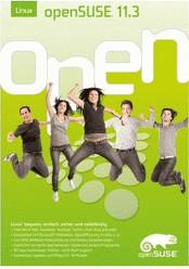 Novell openSUSE 11.3 (DE)