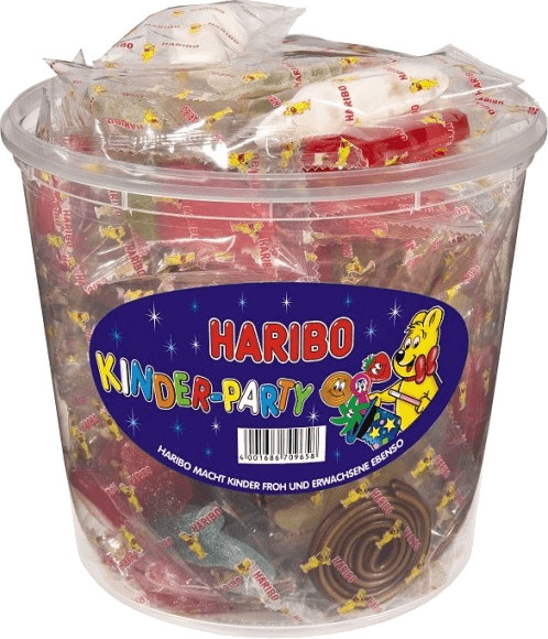 Haribo Kinder-Party Minibeutel (850 g)