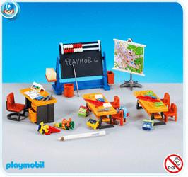 Playmobil Modernes Klassenzimmer (7486)