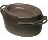 3627393f8a365 Le Creuset Cocotte ovale Doufeu 32 cm au meilleur prix