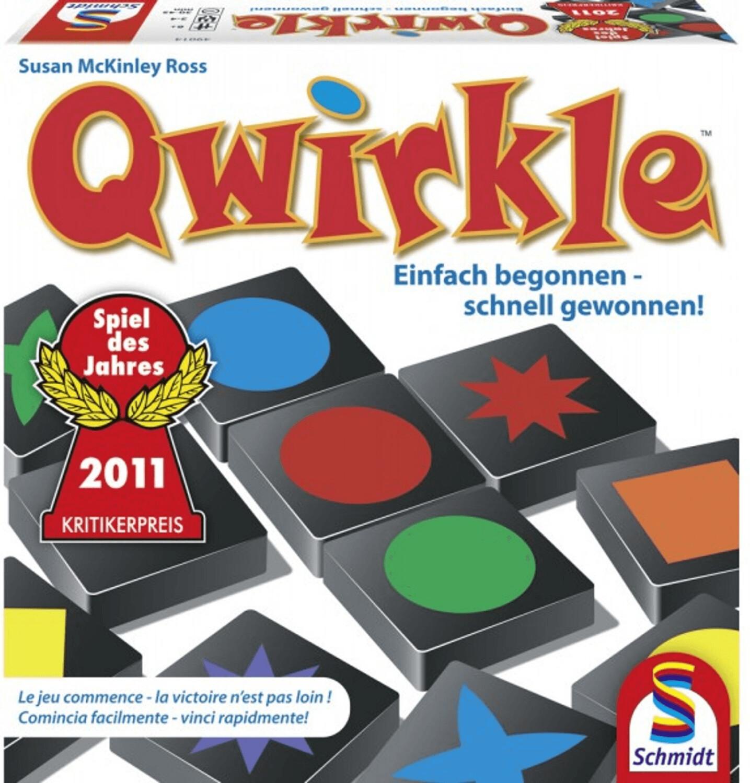 Schmidt-Spiele Qwirkle (49014)