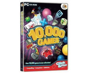 10,000 Games (PC)