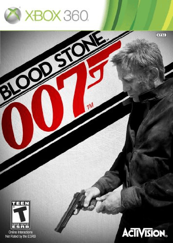 Image of 007: Blood Stone (Xbox 360)