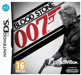 Image of 007: Blood Stone (DS)