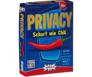 Image of Amigo Privacy - Scharf wie Chili (tedesco)
