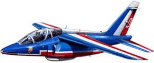 Revell Alpha Jet ´´Patrouille de France´´ (4014)