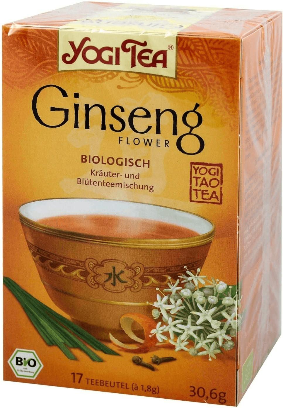 Yogi Tea Ginseng (15 Stk.)