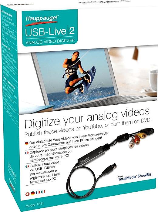 Hauppauge WinTV-USB-Live 2