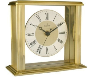 Acctim 36248 Gold Mantlepiece Clock