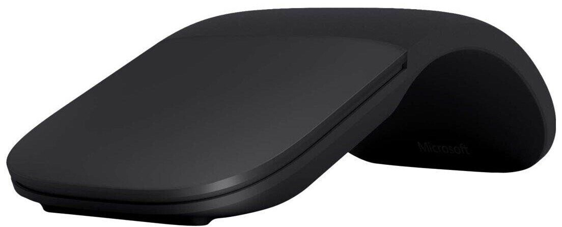 Image of Microsoft Arc Mouse Laser senza fili (nero)