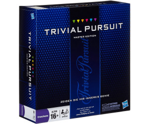 Hasbro Trivial Pursuit Master Edition