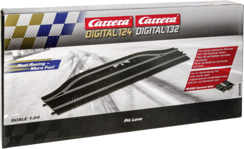 Carrera Digital 132 - Pit Lane (30356)