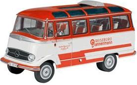 Schuco Mercedes-Benz O319 ´´Reisebüro Dannenman...