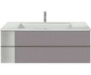 Burgbad Bel Mineralguss-Waschtisch inkl. Waschtischunterschrank ...
