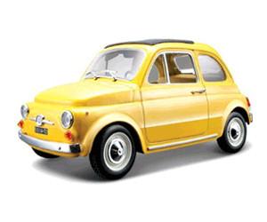BBurago Fiat 500 F 1965 (22098)