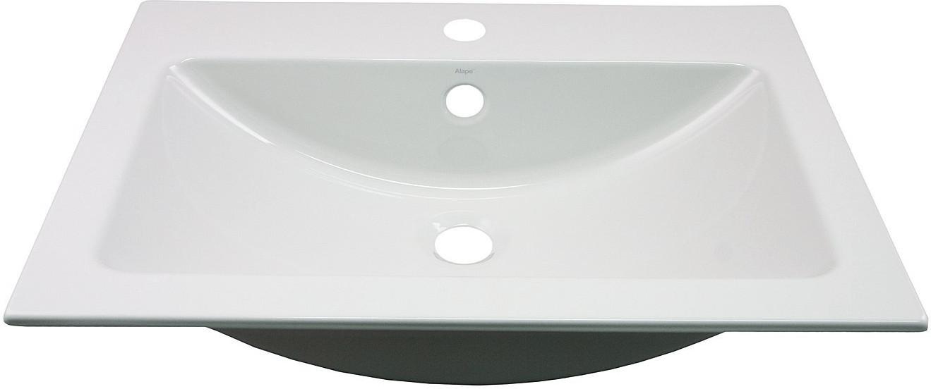 Alape Einbaubecken EB.R 58,5 x 40,5 cm (EB.R585H)