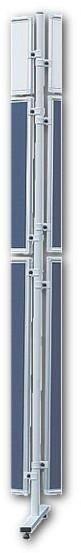 Franken Stellwand-Säule für EL Stellwandtafeln 160cm