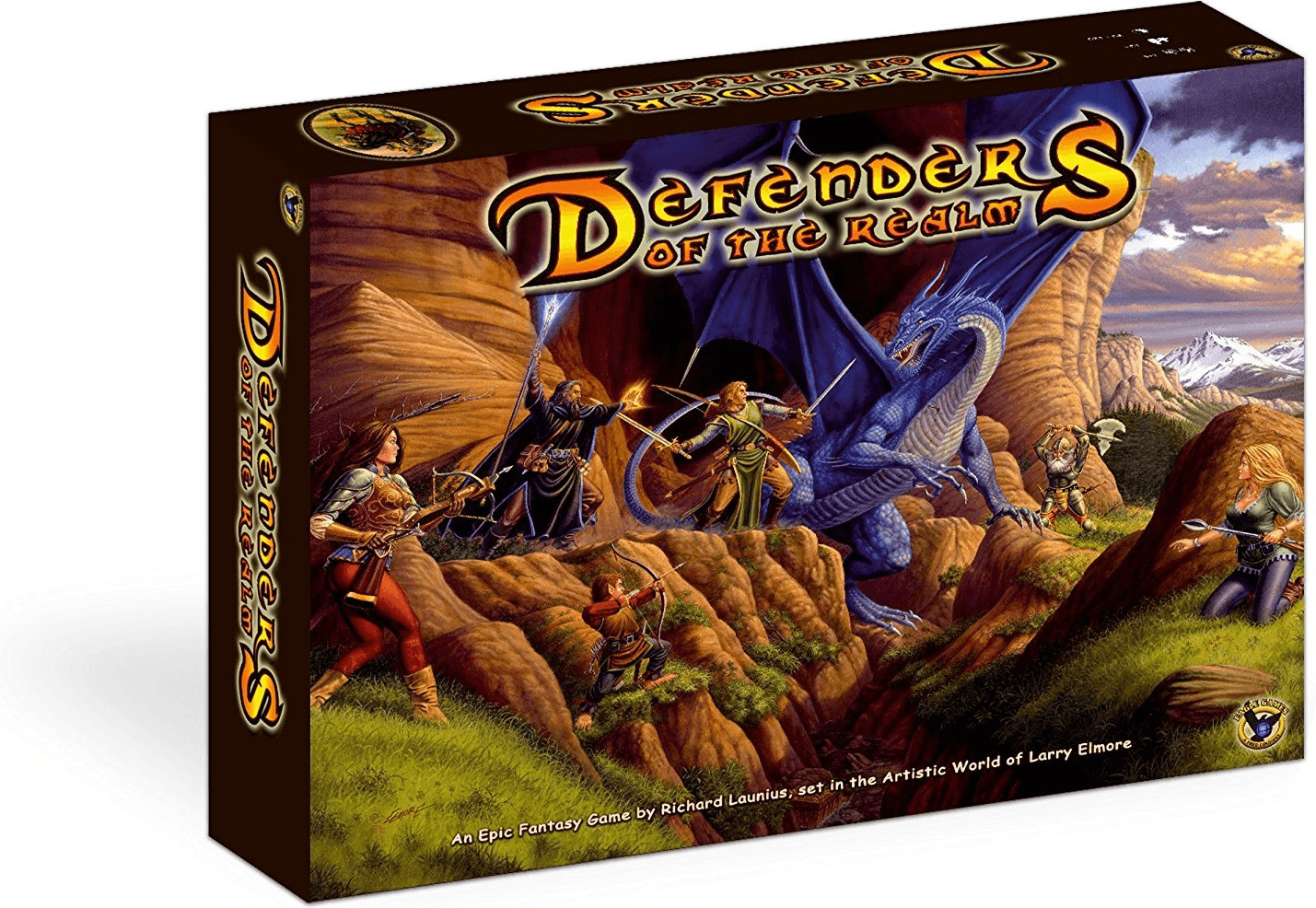 Eagle Games Defenders of the Realm (englisch)