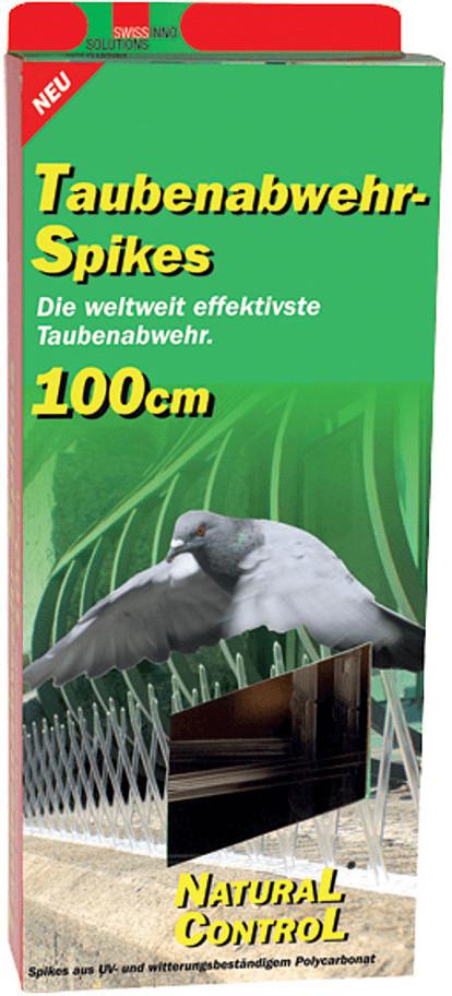 SwissInno Natural Control Taubenabwehr-Spikes 1...