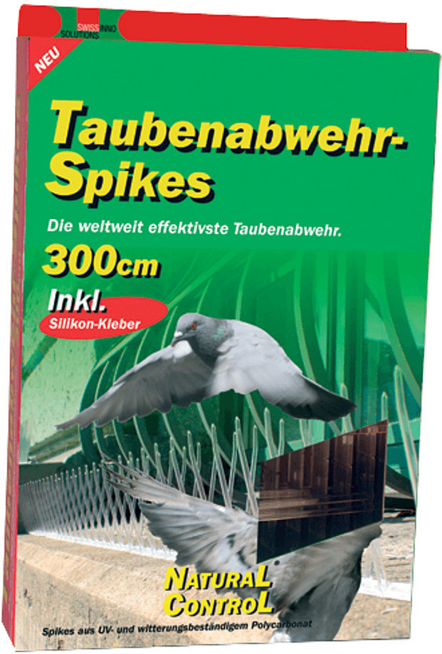 SwissInno Natural Control Taubenabweiser-Spikes...