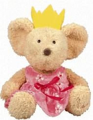 Joy Toy Prinzessin Lillebi mit Kleid und Krone ...