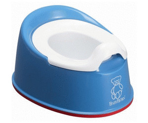 Image of Babybjorn Smart Potty Ocean Blue