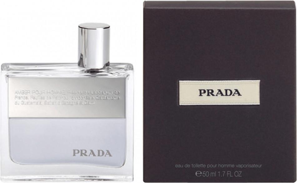 Image of Prada Amber pour Homme Eau de Toilette (50ml)